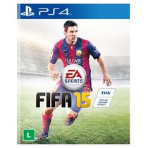 Jogo Fifa 15 - Ps4 Electronic Arts