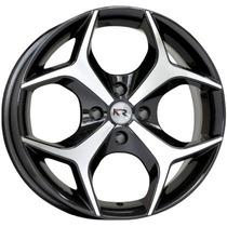 Jogo De Roda Aro 15 Esportiva K18 Vw Fiat Ford Gm Hyundai