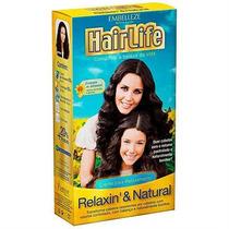 Creme Alisante Relaxin & Natural Hair Life Embelleze