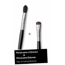 Kit: Pincel P/ O Côncavo + Pincel P/ Esfumar - Mary Kay®