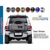 Protetor De Estepe Jeep Troller T4 2015 2016 Todas As Cores