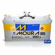 Bateria Automotiva Moura 95ah M95qd Audi A8 Tfsi 2009...