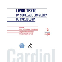 Livro - Livro-texto Da Sociedade Brasileira De Cardiologia