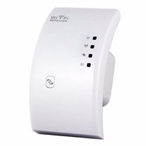 Repetidor Sinal Wireless Roteador 300mbps Antenas 2dbi Wifi