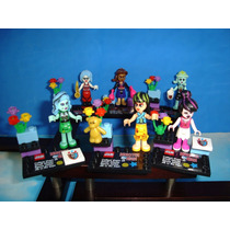 Kit Festa Monster High 6 Bonecos Decoração Mesa De Festas