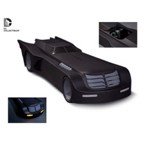 Batman Animated: Batmobile - Batmóvel - Dc Collectibles