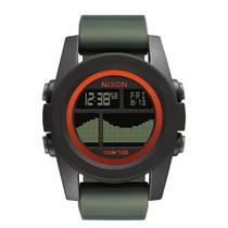 Relógio Masculino Nixon Unit Tide Preto