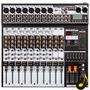 Mesa De Som Soundcraft Sx1202fx Usb 12 Canais