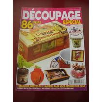 Revista Découpage Especial 86 Idéias N°1