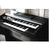 Orgão Yamaha De Movel Com Efeito Leslie, Made Japan
