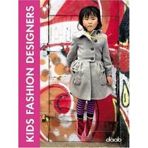 Livro Em Inglês - Kids Fashion Designers