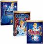 Dvd Coleção Cinderela - 3 Filmes - Disney Original Lacrado