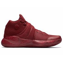 Tênis Nike Kyrie Irving 2 Air Team Cavs Red Velvet Basketbal