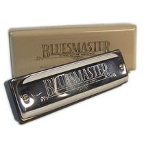Gaita Blues Diatônica Suzuki Mr-250 Bluesmaster Dó (c)