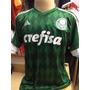 Nova Camisa Palmeiras Verdão 100 Anos