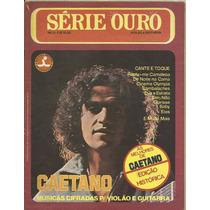 Caetano Veloso Nº 21 - Violão & Guitarra - Ed Histórica/81