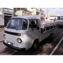Kombi Pick -up 1996 C/carroceria