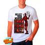 Camiseta Branca Deadpool Quadrinhos Hq Engraçada 369