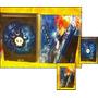 Caderno De Anime Bleach Novo- 10 Materias - 200 Folhas