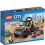 Lego City 60115 Caminhão 4x4 Off- Road Com 176 Peças