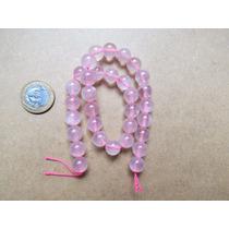 Quartzo Rosa 12mm, Pedras Naturais, Pedras Semi Preciosa