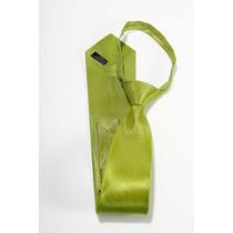 24 Pcs Gravata Semi Slim Verde Limão - Casamentos, Eventos