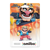 Amiibo Wario Super Smash Bros New Nintendo 3ds E Wii U