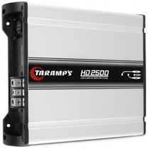 Módulo Digital Taramps Hd-2500 X 1 Canal 2500w Rms 2 Ohms