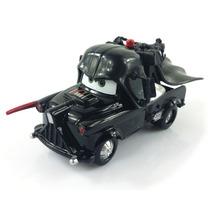 Disney Cars Mater Como Darth Vader - Star Wars Loose Mattel