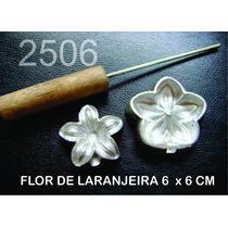 Frisador Modelagem De Flores Tecidos Flor Laranjeira 2506