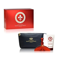 Kit Marina Bourbon Rouge Royal Edp100ml+body 150 Ml-original