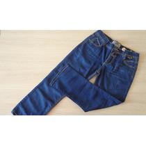 Calça Tigor T Tigre Jeans Básica T. 8