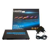 Distribuidor De Video Splitter Hdmi - 1 X 8 Lu618m