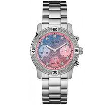 Relógio Guess Gc W0774l1 Prata Garantia 12x Sem Juros
