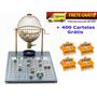 Jogo De Bingo 75 Bolas Médio Nº2 Com 400 Cartelas Izaf