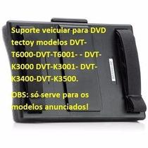 Suporte Veicular Para Dvd Portátil Tectoy R$20,00 Usado!