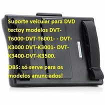 Suporte Veicular Para Dvd Portátil Tectoy R$20,00