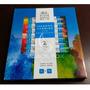 Aquarela Winsor & Newton Bisnaga De Tinta 24 Cores Importado