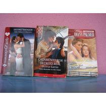 Livro Romance Desejo Dueto Editora Harlequin. Lote