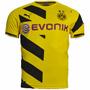 Camisa Borussia Dortmund Puma Home 2014 2015 Amarela