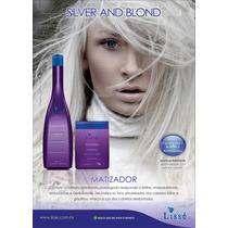 Lissé Shampoo E Máscara Matizadora Specific Silver And Blond