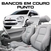 Capa Banco De Couro Punto - Acessórios Punto - 100% Couro