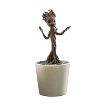 Boneco Hot Toys Little Groot Os Guardiões Da Galáxia 1/4 Esc