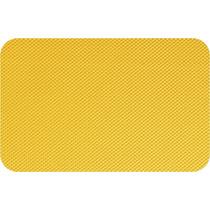 Jogo Americano Antideslizante 4 Peças Amarelo - 29cmx44cm