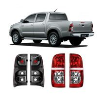 Lanterna Traseira Toyota Hilux Srv 2011 2014 Bicolor Nova