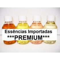 7 Essências 50ml Importadas Premium Para Fabricar De Perfume