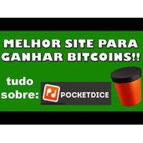 Bitcoin - Estrategia Pocket Dice 100% Garantido