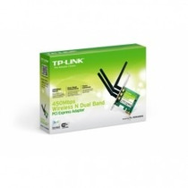 Adaptador Wireless N Pci Express 450mbps Dual-band Tlwdn4800