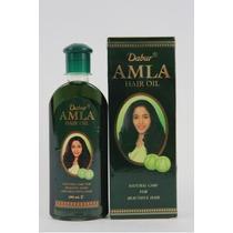 Óleo De Amla Dabur Natural (cabelos Escuros) - 200 Ml