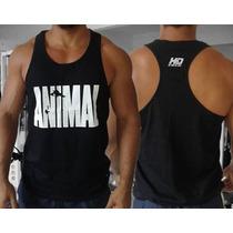 Promoção Combo 06 Regatas Animal Nadador Academia (revenda)
